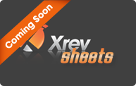 Xrev Sheets - Coming Soon!